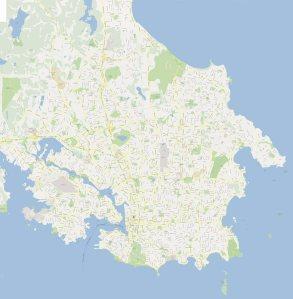 01 - Victoria Map
