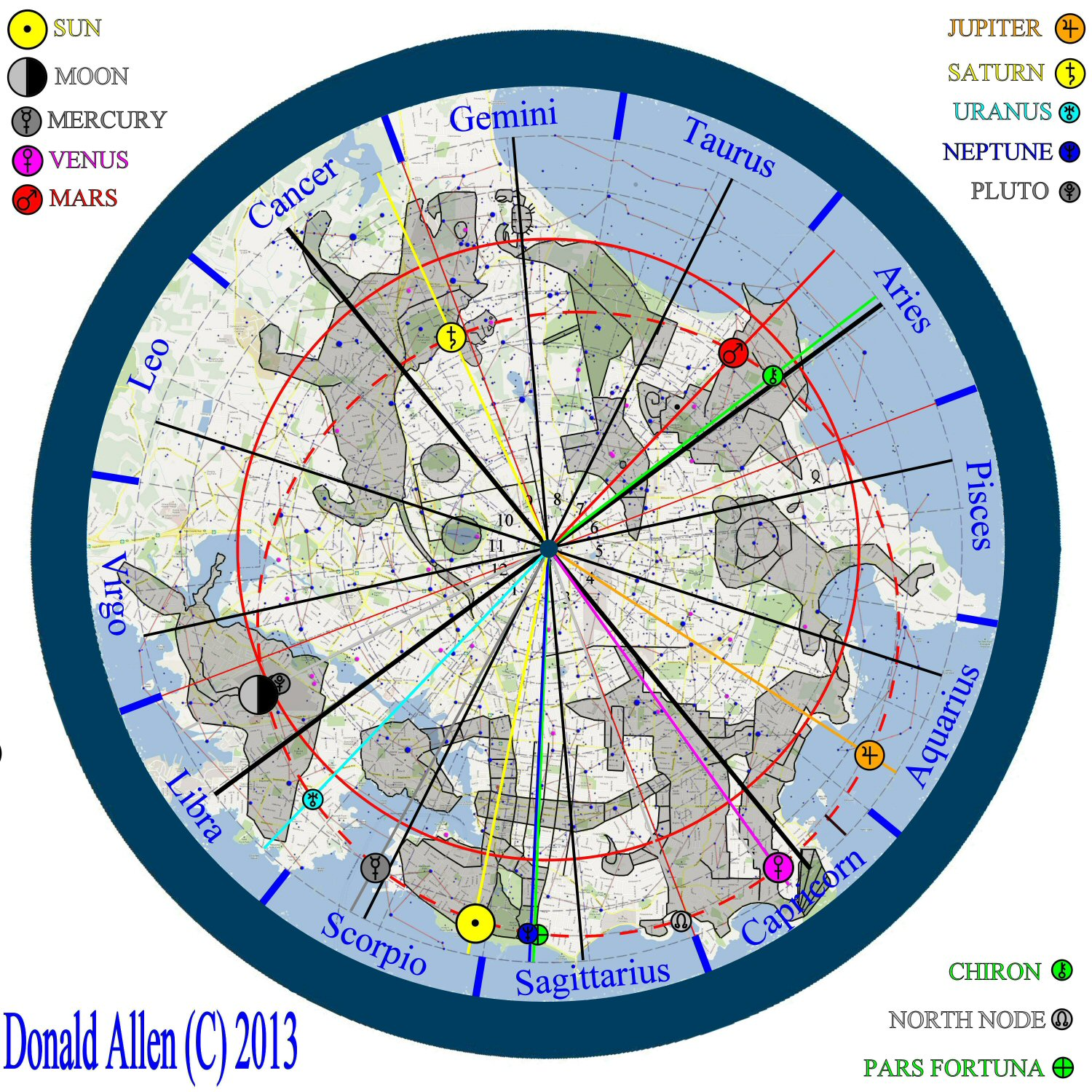 Detailed Astrology Chart Juveique27