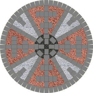 Zodiac Wheel Drawing