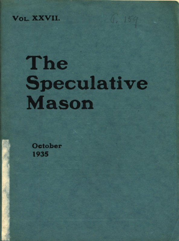 October 1935 000 Cover